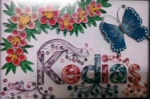 customized name plate kedias