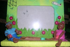 LAMASA CARTOON PHOTO FRAMES FOR KIDS