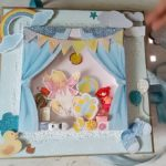 SCRAPBOOK ALBUM FOR NEW BORN BABY BOY