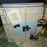 SCRAPBOOK ALBUM- JIYAN